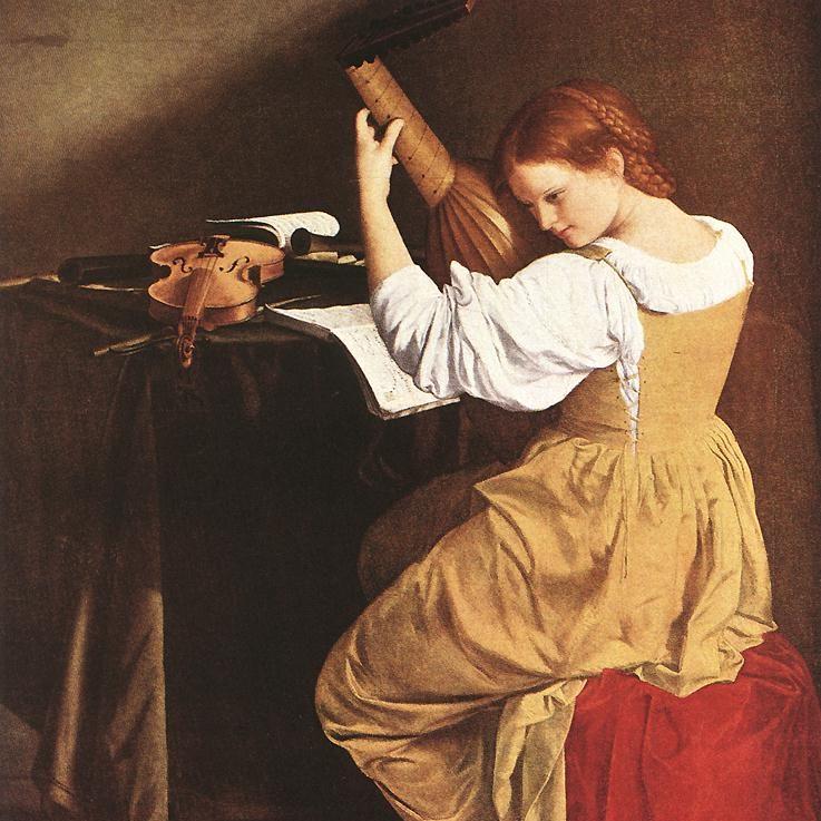 Francesca Caccini (1587- c. 1626)